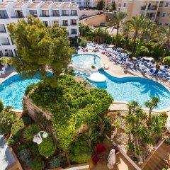 Отель Plazamar Apartments Испания, Санта-Понса - отзывы, цены и фото номеров - забронировать отель Plazamar Apartments онлайн бассейн фото 3