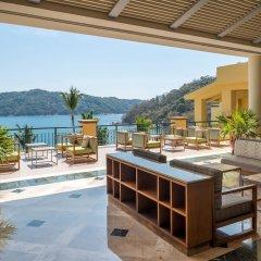 Отель Camino Real Acapulco Diamante сауна