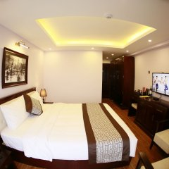 Le Bordeaux Sapa Hotel комната для гостей фото 4