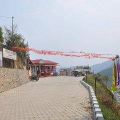 Отель Stupa Resort Nagarkot Непал, Нагаркот - отзывы, цены и фото номеров - забронировать отель Stupa Resort Nagarkot онлайн парковка