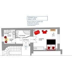 Отель 7th Heaven Vienna Center Apartments Австрия, Вена - отзывы, цены и фото номеров - забронировать отель 7th Heaven Vienna Center Apartments онлайн фото 3