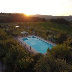 Отель il cardino Италия, Сан-Джиминьяно - отзывы, цены и фото номеров - забронировать отель il cardino онлайн бассейн фото 3