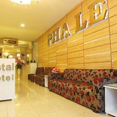 Saigon Crystal Hotel интерьер отеля