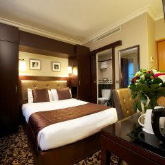 Отель Abbatial Saint Germain сейф в номере