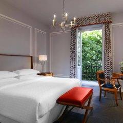 Отель Sheraton Diana Majestic, Milan комната для гостей