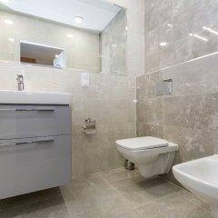 Отель Apartamenty Mój Sopot - Amber Сопот ванная