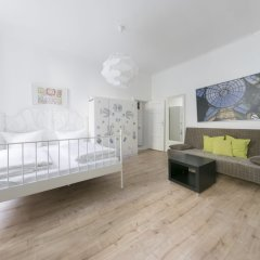 Апартаменты City Apartment Charlottenburg Berlin Берлин комната для гостей фото 3
