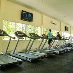 Отель Sokha Beach Resort фитнесс-зал фото 2