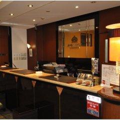 Отель Apa Ogaki-Ekimae Огаки гостиничный бар
