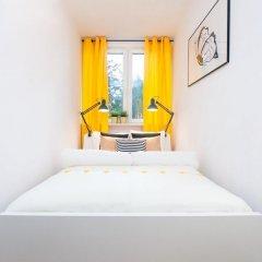Отель Little Home-Blue Sky 240 Польша, Варшава - отзывы, цены и фото номеров - забронировать отель Little Home-Blue Sky 240 онлайн ванная