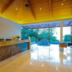 Курортный отель Crystal Wild Panwa Phuket пляж Панва интерьер отеля фото 3