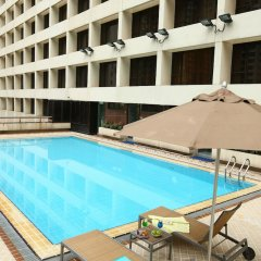 City Garden Hotel бассейн фото 3