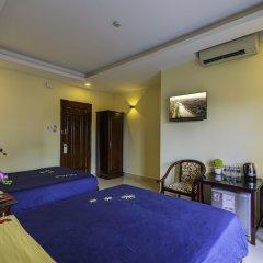 Отель Golden River Hotel Вьетнам, Хойан - 1 отзыв об отеле, цены и фото номеров - забронировать отель Golden River Hotel онлайн удобства в номере фото 2