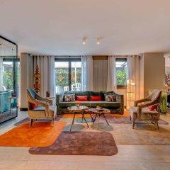 Отель Design Hotel F6 Швейцария, Женева - отзывы, цены и фото номеров - забронировать отель Design Hotel F6 онлайн фото 7
