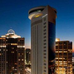 Отель Le Royal Meridien Abu Dhabi пляж фото 2
