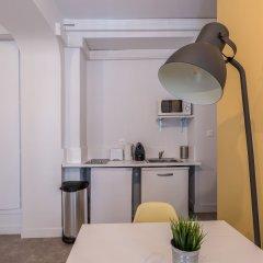 Апартаменты Apartment Ws Hôtel De Ville – Le Marais Париж в номере