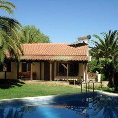 Отель Turismo em Casa de Campo бассейн