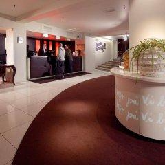 Clarion Collection Hotel Folketeateret интерьер отеля