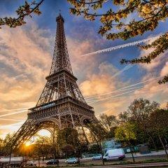 Отель Kleber Champs-Élysées Tour-Eiffel Paris Франция, Париж - 1 отзыв об отеле, цены и фото номеров - забронировать отель Kleber Champs-Élysées Tour-Eiffel Paris онлайн фото 3