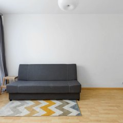 Апартаменты Grand Theater Comfortable Apartment Варшава комната для гостей