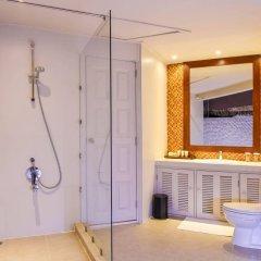 Отель Adaaran Select Hudhuranfushi Остров Гасфинолу ванная