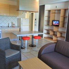 Отель F3 Manureva Apartment 2 Французская Полинезия, Фааа - отзывы, цены и фото номеров - забронировать отель F3 Manureva Apartment 2 онлайн комната для гостей фото 3