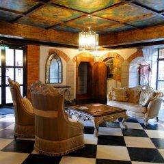 Гостиница Нессельбек интерьер отеля