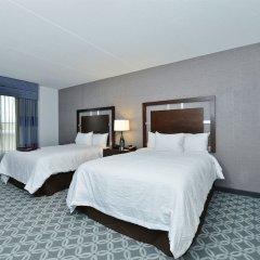 Отель Hampton Inn & Suites Columbia/Southeast-Fort Jackson комната для гостей фото 3