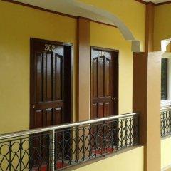 Отель Fanta Lodge Филиппины, Пуэрто-Принцеса - отзывы, цены и фото номеров - забронировать отель Fanta Lodge онлайн балкон