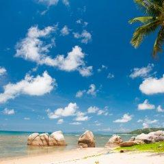 Отель Lazy Days Samui Beach Resort Таиланд, Самуи - 1 отзыв об отеле, цены и фото номеров - забронировать отель Lazy Days Samui Beach Resort онлайн пляж фото 2
