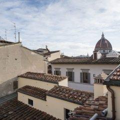 Отель Msn Suites Residence Cavour Florence Италия, Флоренция - отзывы, цены и фото номеров - забронировать отель Msn Suites Residence Cavour Florence онлайн балкон