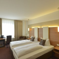 Отель Cristal München Германия, Мюнхен - 9 отзывов об отеле, цены и фото номеров - забронировать отель Cristal München онлайн комната для гостей фото 3