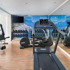 Отель NH Sanvy Испания, Мадрид - отзывы, цены и фото номеров - забронировать отель NH Sanvy онлайн фитнесс-зал фото 2