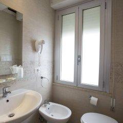 Отель Impero Римини ванная