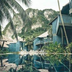 Отель Peace Laguna Resort & Spa Таиланд, Ао Нанг - 2 отзыва об отеле, цены и фото номеров - забронировать отель Peace Laguna Resort & Spa онлайн балкон