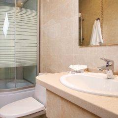 Гостиница Аветпарк ванная