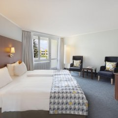 Отель Holiday Inn Munich - South комната для гостей