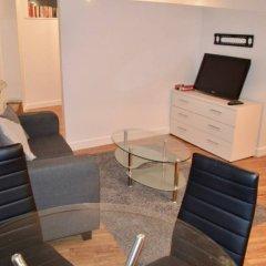 Апартаменты Cosy 1 Bedroom Apartment in Manchester City Centre интерьер отеля