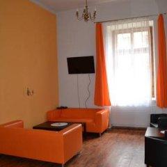 Hostel U Sv. Štěpána Литомержице комната для гостей