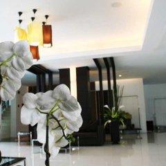 Vogue Pattaya Hotel интерьер отеля