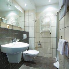 Park Hotel Diament Wroclaw 4* Стандартный номер фото 3
