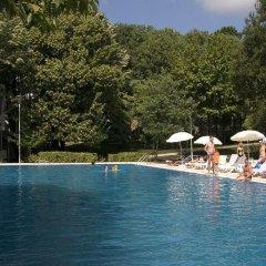 Отель Панорама Болгария, Албена - отзывы, цены и фото номеров - забронировать отель Панорама онлайн бассейн фото 2