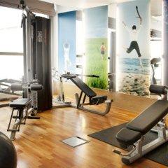 Отель Scandic Espoo фитнесс-зал фото 3