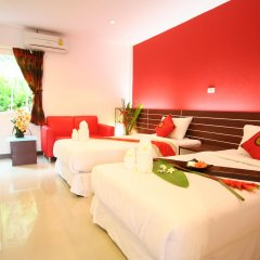 Отель Pantharee Resort Таиланд, Нуа-Клонг - отзывы, цены и фото номеров - забронировать отель Pantharee Resort онлайн комната для гостей