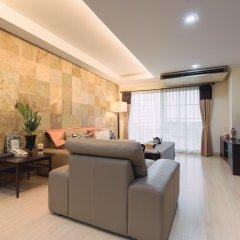 Отель CNC Heritage Таиланд, Бангкок - отзывы, цены и фото номеров - забронировать отель CNC Heritage онлайн комната для гостей фото 3