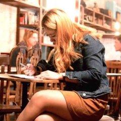 Albareda Youth Hostel Барселона гостиничный бар
