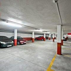 Отель Pensión Darío Луго парковка