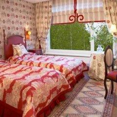 Отель Apvalaus Stalo Klubas Литва, Тракай - отзывы, цены и фото номеров - забронировать отель Apvalaus Stalo Klubas онлайн комната для гостей фото 2