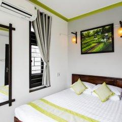 Отель Coconut Hamlet Homestay сейф в номере