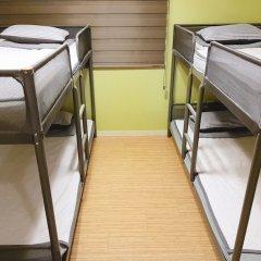 KW Hongdae Hostel комната для гостей фото 2